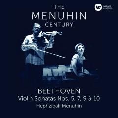 Beethoven: Violin Sonatas Nos 5, 7, 9 & 10 - Yehudi Menuhin