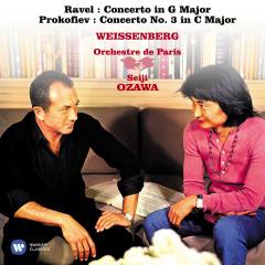 Ravel: Piano Concerto in G Major - Prokofiev: Piano Concerto No. 3 in C Major, Op. 26 - Alexis Weissenberg, Seiji Ozawa