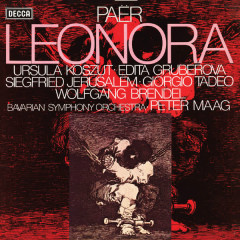 Paer: Leonora (The Peter Maag Edition - Volume 13) - Peter Maag