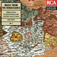 Renaissance Music - Classical Navigator - Various Artists