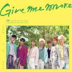 Give Me More (Single)