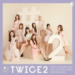 #TWICE2 [Japanese] (EP) - TWICE