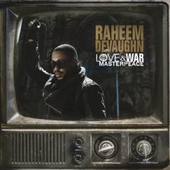The Love & War MasterPeace - Raheem Devaughn