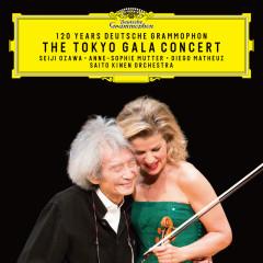 The Tokyo Gala Concert (Live) - Anne-Sophie Mutter, Saito Kinen Orchestra, Seiji Ozawa, Diego Matheuz