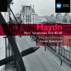 Haydn: Symphony Nos. 82-87 (The Paris Symphonies) - Daniel Barenboim