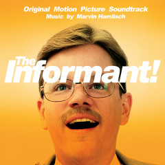 The Informant! (Original Motion Picture Soundtrack) - Marvin Hamlisch