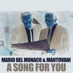 A Song for You - Mario Del Monaco, Mantovani
