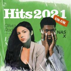 Hit Âu Mỹ Hay Nhất 2021 - Olivia Rodrigo, Lil Nas X, Doja Cat, The Weeknd