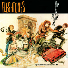 Speed Connection II - The Final Chapter (Live At Gibus Club, Paris, France /1985) - The Fleshtones