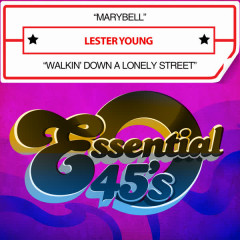 Marybell / Walkin' Down a Lonely Street (Digital 45) - Lester Young