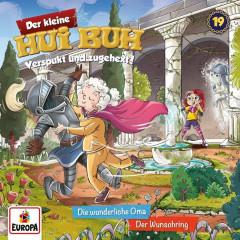 019/Die wunderliche Oma/Der Wunschring - Der kleine Hui Buh
