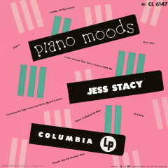 Piano Moods - Jess Stacy
