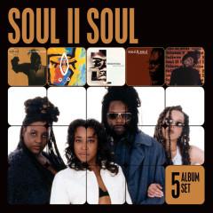 5 Album Set (Club Classics Vol 1/Volume II/Volume III/Volume V/The Club Mix Hits) - Soul II Soul