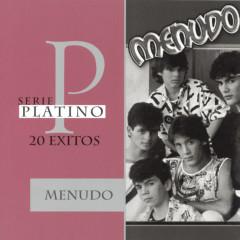 Serie Platino: 20 Exitos - Menudo