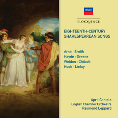 Eighteenth Century Shakespearean Songs - April Cantelo, English Chamber Orchestra, Raymond Leppard