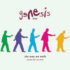 Live - The Way We Walk Volume Two: 'The Longs' - Genesis
