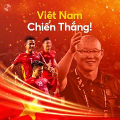 Việt Nam Chiến Thắng - Rhymastic, Trọng Hiếu, Tóc Tiên, Đông Nhi