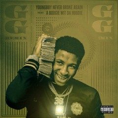 GG (feat. A Boogie wit da Hoodie) [Remix] - Youngboy Never Broke Again, A Boogie Wit Da Hoodie