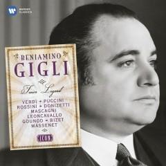 Icon: Beniamino Gigli - Beniamino Gigli