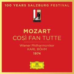 Mozart: Così fan tutte, K. 588 - Gundula Janowitz, Reri Grist, Brigitte Fassbaender, Peter Schreier, Hermann Prey