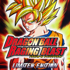 Dragon Ball Raging Blast Collector's Edition Soundtrack