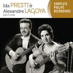 Ida Presti & Alexandre Lagoya Edition - Complete Philips recordings - Ida Presti, Alexandre Lagoya