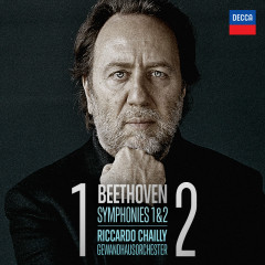 Beethoven: Symphonies Nos.1 & 2 - Gewandhausorchester Leipzig, Riccardo Chailly