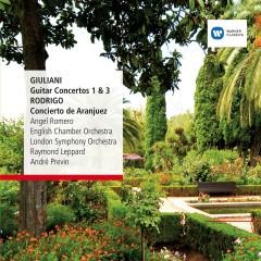 Giuliani: Guitar Concertos No. 1&3, Rodrigo: Concierto de Aranjuez - Angel Romero