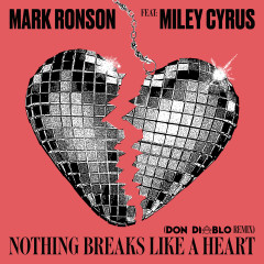 Nothing Breaks Like a Heart (Don Diablo Remix) - Mark Ronson, Miley Cyrus