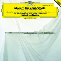 Mozart: Die Zauberflöte - Highlights - Edith Mathis, Karin Ott, Janet Perry, Francisco Araiza, Gottfried Hornik