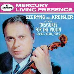 Szeryng plays Kreisler and other Treasures for the Violin - Henryk Szeryng, Charles Reiner