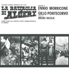 La battaglia di Algeri (Original Motion Picture Soundtrack) - Ennio Morricone
