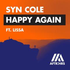 Happy Again (feat. LissA) - Syn Cole, Lissa