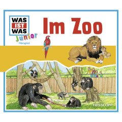 20: Im Zoo - Was Ist Was Junior