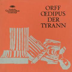 Orff: Oedipus der Tyrann - Gerhard Stolze, Karl Christian Kohn, Kieth Engen, Hans Günter Nöcker, James Harper