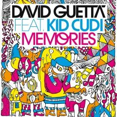 Memories (feat. Kid Cudi) - David Guetta, Kid Cudi