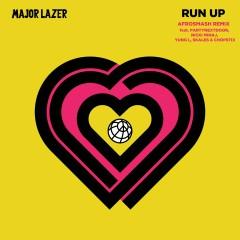 Run Up (feat. PARTYNEXTDOOR, Nicki Minaj, Yung L, Skales & Chopstix) [Afrosmash Remix] - Major Lazer, Chopstix, Nicki Minaj, PARTYNEXTDOOR, Skales