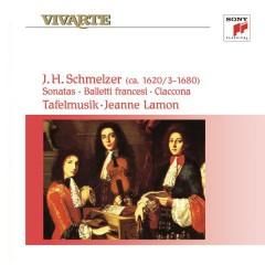 Schmelzer: Sonatas, Balletti Francesi & Ciaccona