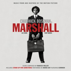 Marshall (Original Motion Picture Soundtrack) - Marcus Miller, Andra Day