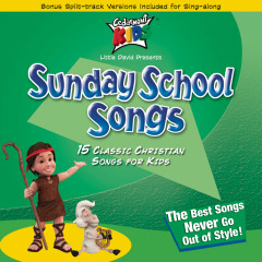Sunday School Songs - Cedarmont Kids