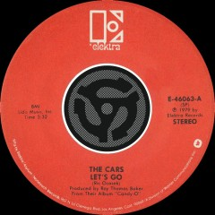Let's Go / That's It - The Cars