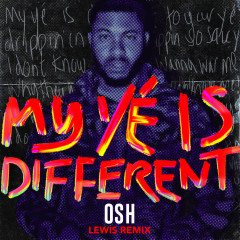 My Yé Is Different (Lewis Remix)