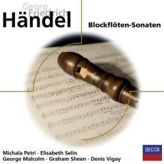 Händel: Blockflötensonaten - Michala Petri, Academy of St. Martin in the Fields Chamber Ensemble