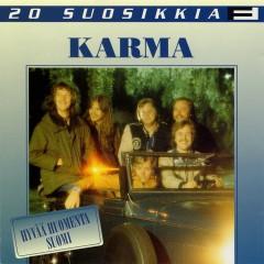 20 Suosikkia / Hyvää huomenta Suomi - Karma