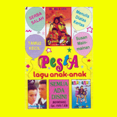Album Pesta Lagu Anak -Anak - Various Artists