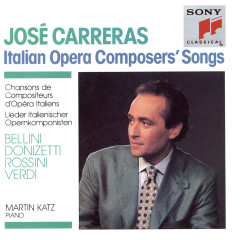 Italian Operas Composers' Songs - Jose Carreras