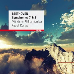 Beethoven: Symphonies 7 & 8 - Rudolf Kempe
