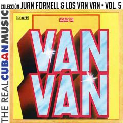 Coleccíon Juan Formell y Los Van Van, Vol. V (Remasterizado)