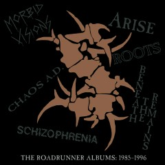The Roadrunner Albums: 1985-1996 - Sepultura