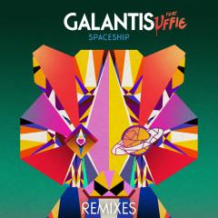 Spaceship (feat. Uffie) [Remixes] - Galantis, Uffie